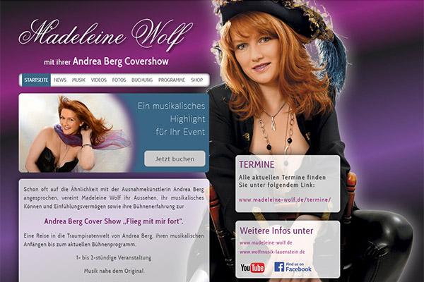 Andrea Berg Covershow