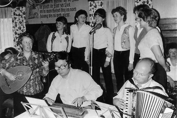 Bimmelbah Musikanten 1983