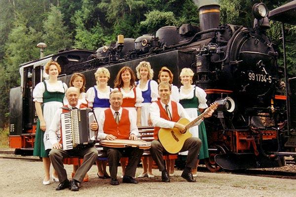 Bimmelbah Musikanten 1996