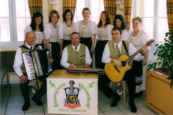 Bimmelbah Musikanten 2003